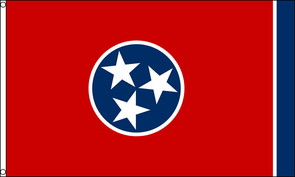3x5 Tennessee Flag 3'x5' House Banner grommets super polyest