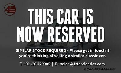 Ford Sierra Sapphire RS Cosworth 4x4 2.0 1991 /// 48k Miles