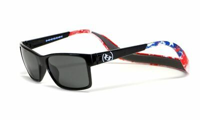 Hoven Eyewear MONIX in Black American Flag with Gloss (Hoven Eyewear)