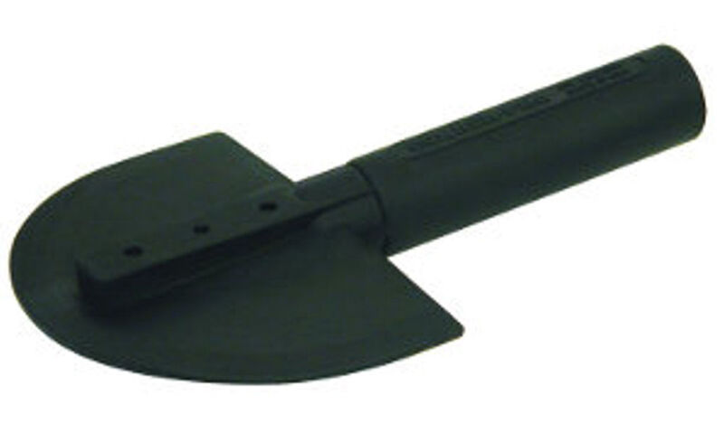 NEW - SEALCOATING ROUNDED FLEXIBLE RUBBER TROWEL