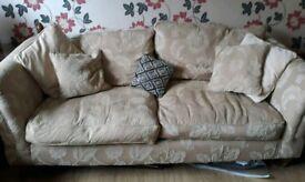 Laura Ashley 3 seater sofa