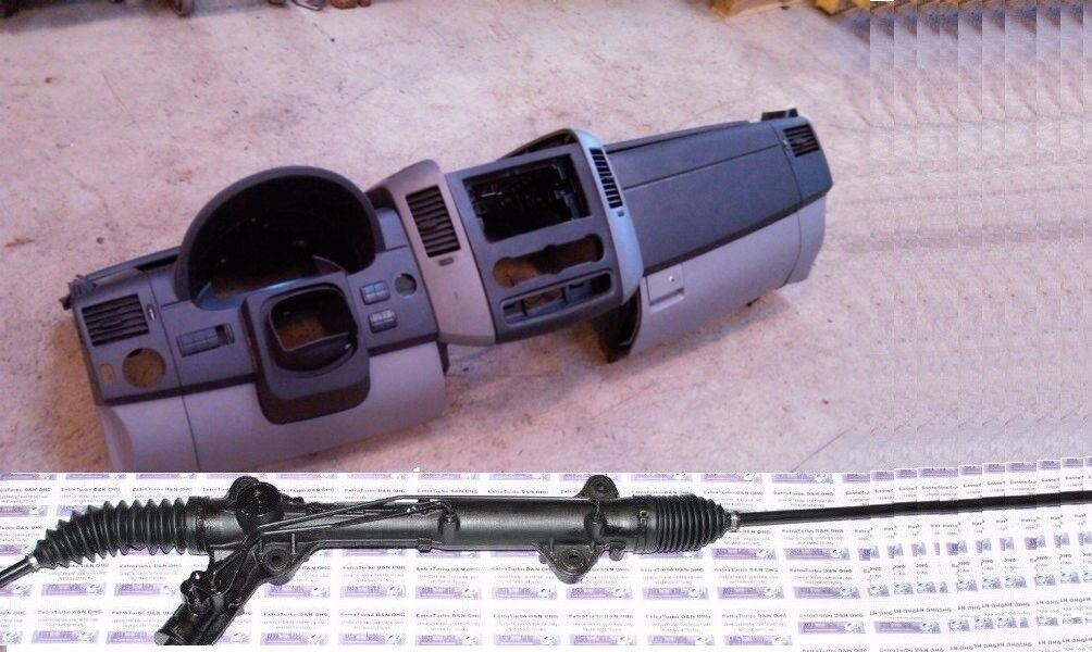 OEM Left hand drive dashboard and steering rack Mercedes Sprinter W906 2006 - 2016 LHD conversion