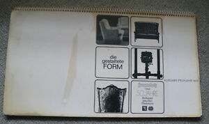 frommholz spenge herford detmold polsterm bel katalog 1972 ebay. Black Bedroom Furniture Sets. Home Design Ideas