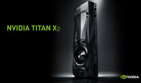 NVIDIA GTX Titan XP Graphics Card PC