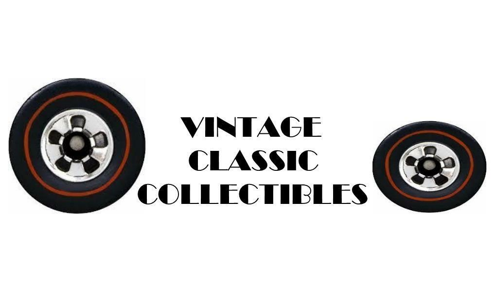 vintage classic collectibles