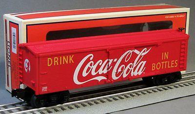 Lionel Coca Cola Era Boxcar 1 Train Coke Train O Gauge 6-15069