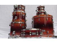 Odery Eyedentity Series 7-Piece Drumkit