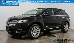 2011 Lincoln MKX AWD Limited NAVI/CUIR/TOIT PANO
