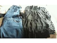 Job lot maternity clothes average size 16