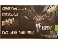 Asus Strix Nvidia GTX970 4GB OC Edition