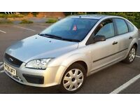 FORD FOCUS 1.6 LX T 2005 05 PLATE 61K MILES, EXCELLENT CONDITION. not astra megane 307 golf a3 bora
