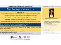 IMMIGRATION SOLICITOR - UK Visa Advice, Spouse Visa, ILR, EEA & EU, Settlement. - FREE Assessment