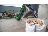 Firewood Logs Soft & Hard Kiln Dried, Woodchip for Biomass boilers