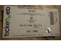 Tokio Hotel Tickets - KOKO Camden