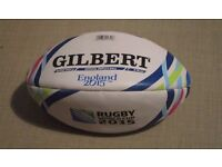 Rugby ball official RWC England 2015 size 3