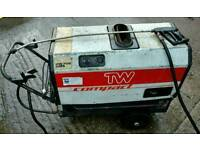 TW Compact HW705DMS Industrial Steam Pressure Washer.