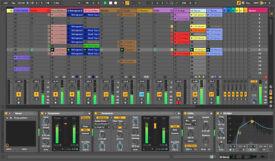 Ableton Live Music Production/Sound Design 1-2-1 lessons. Bristol