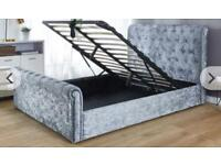 🔴🔵CLEARANCE SALE LUXURY DIVAN AND SLEIGH BEDS WITH MATTRESS FREE NATIONWIDE DELIVERY 🔴🔵