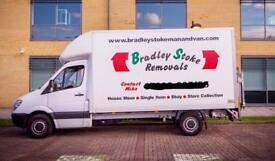 Man and van hire from £20