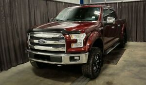 2016 Ford F-150 Lariat 6 Lift / Eco-Boost / Aftermarket Rims