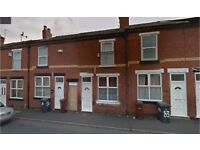 Dss/working hilton st wolverhampton wv10 0lf 3 bed mid terraced 2 reception rooms downstairs bat