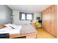 STUDENT ROOMS TO RENT IN EDINBURGH.LUXURY STUDIO WITH PRIVATE ROOM, BATHROOM,LOUNGE&STUDY AREA