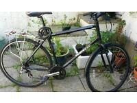 Kona Hybrid Mens Bike