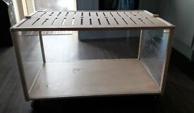 INDOOR RABBIT HUTCH and for other small pets