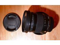 Sigma 17-70mm F2.8-4 DC Macro Lens Nikon fit