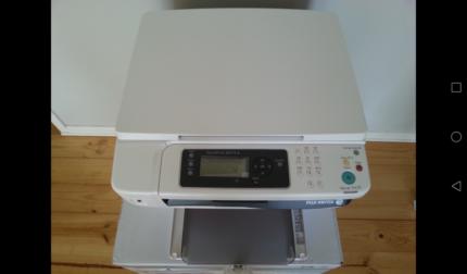 Fuji Xerox Monochrome Printer/Copier/Scanner