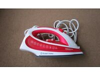 Russell Hobbs steamglide 2600W iron in original box