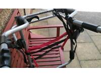 Mont blanc rear wheel cycle carrier