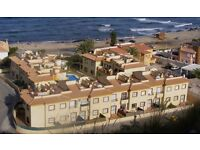 FOR SALE ALMERIA SPAIN £89,000 negotiable SITUATED ON A SMALL PRETTY GATED BEACHSIDE COMMUNITY
