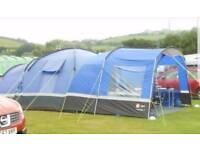 Hi Gear Voyeger 6 Tent Camping Bundle