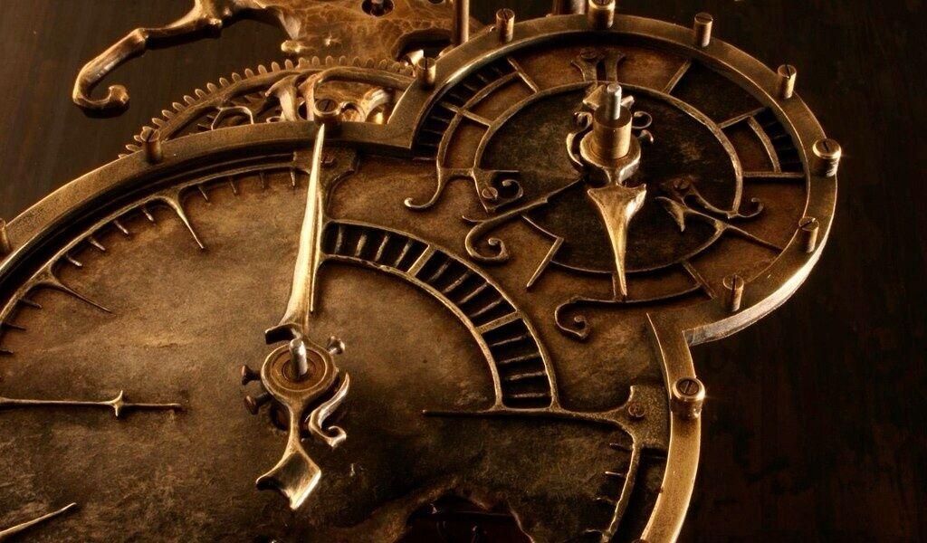 Time Machine Antique Clocks