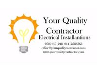 Reliable Fully Qualified Electrician