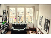 DELIGHTFUL BRIGHT 1 BEDROOM FLAT LOFT IN TRENDY BRICK LANE WITH SHARED ROOFTOP TERRACE