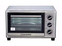 Cookworks Mini Oven NEW