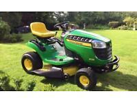 "John Deere X125 Ride on Mower - 42"" deck - Mulch kit - Honda/Countax/Kubota"