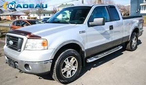 2006 Ford F-150 FX4  4X4  TOILE MAGS 18  CUIR