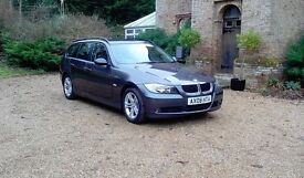 BMW 320d SE Touring, 2008. FULL SERVICE HISTORY . Excellent condition.