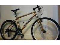 """Kona pahoehoe 19"""" frame mountain Bike"""