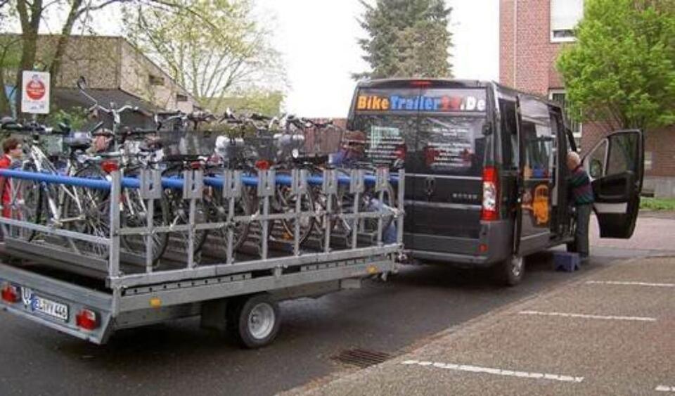 fahrrad anh nger mieten verleih 9 sitzer bus auto van motorrad in niedersachsen osnabr ck. Black Bedroom Furniture Sets. Home Design Ideas