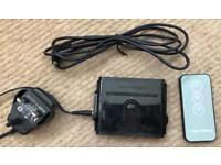 3-way HDMI splitter/switcher
