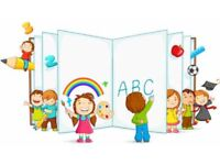 Childcare services / Babysitting / Afterschool/ Pickups