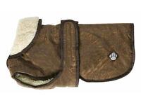 Brand new Waggles Dog Coat / Jacket 14'