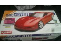 Classic Kyosho Corvette