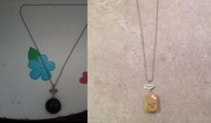 Clair's Friends forever necklaces!