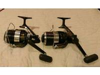 Shimano biomaster xta 8000 X 2 carp fishing reels