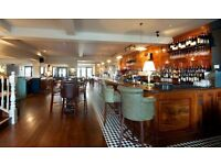 Riversite Bar & Restaurant looking for full time waiting staff